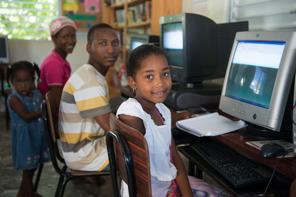 Libraries, Dominican Republic